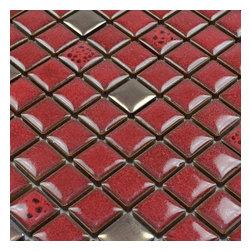 """Home Elements - Porcelain Tile, 4""""x4"""" Sample - Product Description:"""