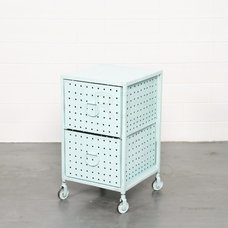 Eclectic Storage Units And Cabinets by retrojan.com.au