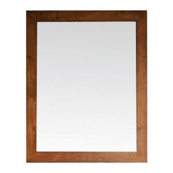 Avanity Legacy Golden Burl Bathroom Mirror 36 x 1.2 x 30 - Manufacturer