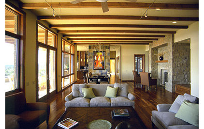 Contemporary  by Patrick Landrum Design