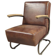 Industrial Armchairs And Accent Chairs by Masins Furniture