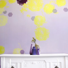 eclectic wallpaper by Photowall
