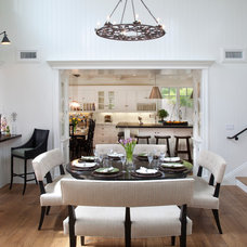Traditional Dining Room by James Glover Residential & Interior Design