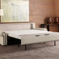 Makayla Comfort Sleeper by American Leather - American Leather