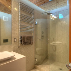 contemporary bathroom by Richlin Interiors