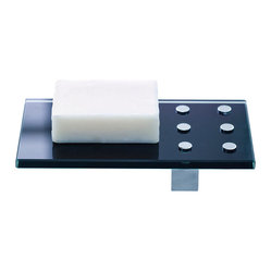 WS Bath Collections Urban Free Standing Soap Dish