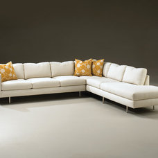 Midcentury Sectional Sofas by Thayer Coggin