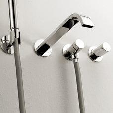 Modern Bathroom Faucets by LACAVA