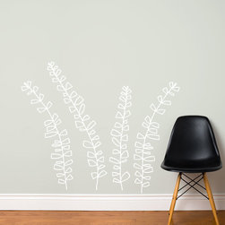 RR - On Sale Lovisa in White Wall Decal - Lovisa in White Wall Decal