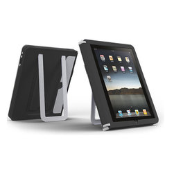 Quirky - Cloak iPad Case - The Cloak iPad Case is chic protector case for your Apple iPad. It doubles as a stand for viewing and reading comfortably.