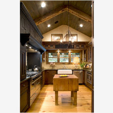 Eclectic Kitchen Cabinetry by Designer's Choice Interiors