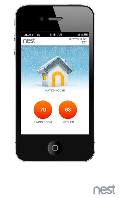 Thermostats by Nest