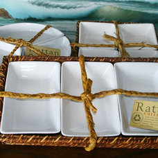 Tropical Platters by Tropicality Decor