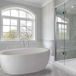 MTI Baths Freestanding Olivia Bathtub - MTI Baths 877-421-3212