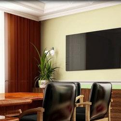 Infrared Heating Panel - Black Glass - 60x90 -
