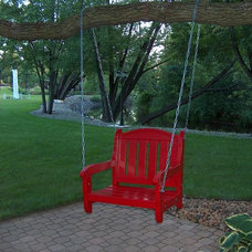 Traditional Porch Swings by americancountryhomestore.com