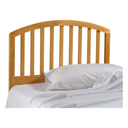 Hillsdale Furniture - Hillsdale Carolina Panel Headboard with Rails in Country Pine - Full/Queen - Beautifully understated, the Carolina headboards are a lovely addition to any home. The simple styling and choice of finishes offers versatility, complimenting any decor.