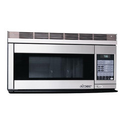 """Dacor 30"""" Over The Range Convection Microwave Hood, Stainless Steel   PCOR30S - CONVECTION/COMBINATION COOKING"""