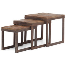 rustic side tables and accent tables by Zuo Modern Contemporary