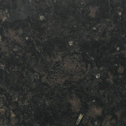 Formica Group - Black Fossilstone 180fx® by Formica Group - 3461 Black Fossilstone 180fx® by Formica Group gives you the best of both worlds: The beauty of natural stone; the affordability of laminate.