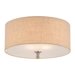 Thomas Lighting - Allure Mount - Thomas Lighting M271878 Allure Brushed Nickel Flush Mount