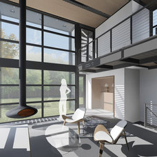 Contemporary Rendering by dSPACE Studio Ltd, AIA