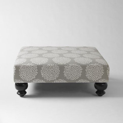 Contemporary Footstools And Ottomans by West Elm