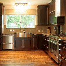Contemporary Kitchen Cabinets by Direct Renovation Products