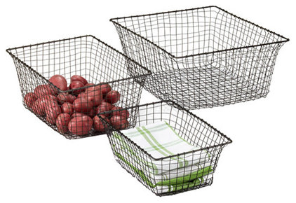 traditional baskets by The Container Store