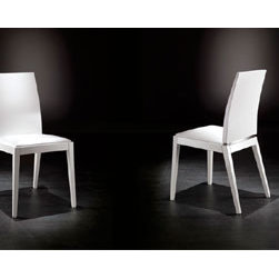 Modern Lady Modern Dining Chair By Doimo - # Product FeaturesLady Modern Dining Chair