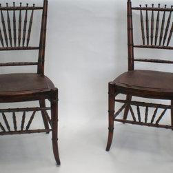 Green Zebre Inventory - Regency Dining Chair