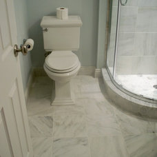 Traditional Bathroom by Evolved Interiors and Design Showroom
