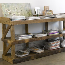 Eclectic Buffets And Sideboards by Shabby Chic Couture