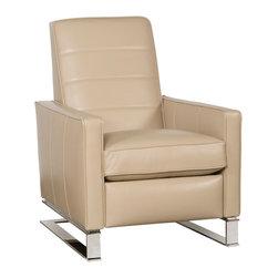 Vanguard Furniture - Vanguard Furniture Tate Recliner WL183-RC - Vanguard Furniture Tate Recliner WL183-RC