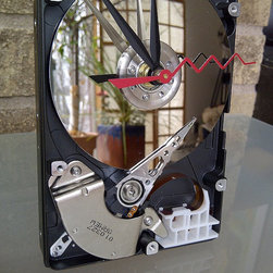 Clocks - Hard Drive Clock