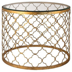 contemporary side tables and accent tables by Candelabra