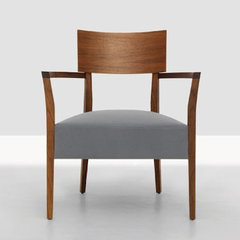 contemporary armchairs by Suite New York