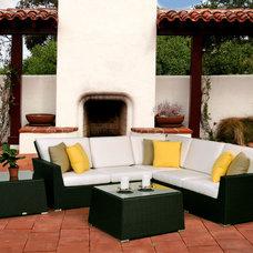 Contemporary Outdoor Sofas by the essentials inside