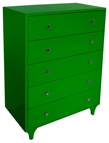 Modern Kids Dressers And Armoires by SPI Baby