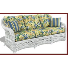 Traditional Outdoor Sofas by Wicker Paradise