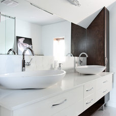 Contemporary Bathroom Sinks by David Giral Photography