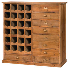 Traditional Wine Racks by Masins Furniture