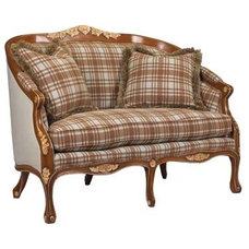 Traditional Loveseats by French Heritage