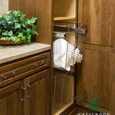 Traditional Laundry Room by Crestwood, Inc