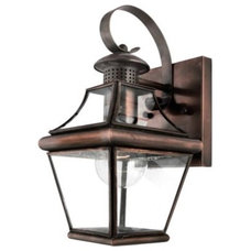 Wall Sconces Carleton Outdoor Wall Sconce No. 8406 by Quoizel