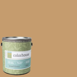 Inspired Eggshell Interior Paint, Clay .01, Gallon - Color house paints are zero VOC, low-odor, Green Wise Gold certified and have superior coverage and durability. Our artist-crafted colors are designed to be easy backdrops for living. Color house paints are 100% acrylic with no VOCs (volatile organic compounds), no toxic fumes/HAPs-free, no reproductive toxins, and no chemical solvents.