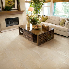 Contemporary Living Room by Statements Tile
