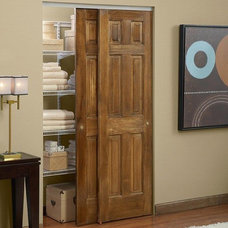 Contemporary Closet by Johnson Hardware