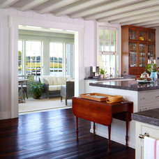 Traditional Kitchen by John Toates Architecture and Design