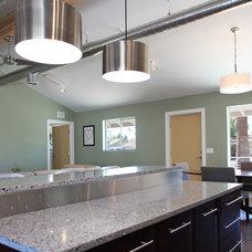 Modern Kitchen by The Ranch Mine